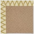 Capel Rugs Creative Concepts Raffia - Bamboo Rattan (706) Rectangle 7