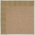 Capel Rugs Creative Concepts Raffia - Vierra Onyx (345) Rectangle 8