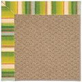 Capel Rugs Creative Concepts Raffia - Kalani Fresco (239) Rectangle 8