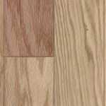 "Mannington Madison Oak Plank: Natural 3/8"" x 3"" Engineered Hardwood MAP03NAN1"