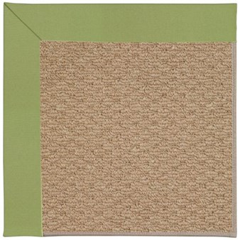 Capel Rugs Creative Concepts Raffia - Canvas Citron (213) Rectangle 12' x 15' Area Rug