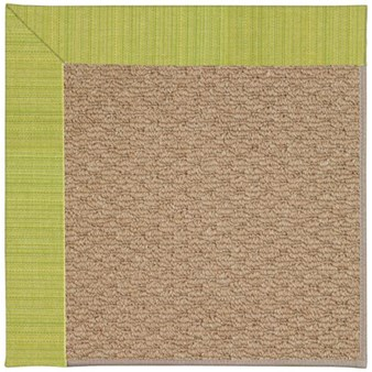 Capel Rugs Creative Concepts Raffia - Vierra Kiwi (228) Rectangle 12' x 15' Area Rug
