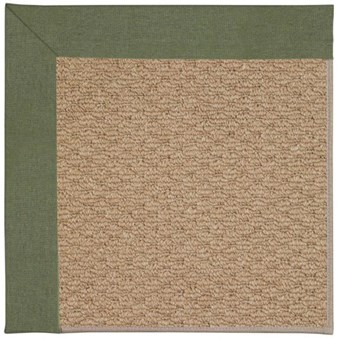 Capel Rugs Creative Concepts Raffia - Canvas Fern (274) Rectangle 12' x 15' Area Rug
