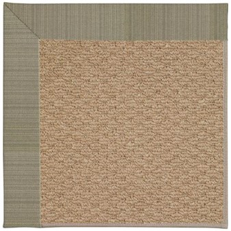 Capel Rugs Creative Concepts Raffia - Vierra Graphite (320) Rectangle 12' x 15' Area Rug