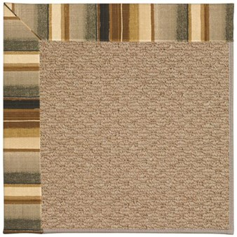 Capel Rugs Creative Concepts Raffia - Kalani Coal (330) Rectangle 12' x 15' Area Rug
