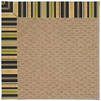 Capel Rugs Creative Concepts Raffia - Vera Cruz Coal (350) Rectangle 12' x 15' Area Rug