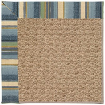 Capel Rugs Creative Concepts Raffia - Kalani Ocean (417) Rectangle 12' x 15' Area Rug