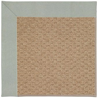 Capel Rugs Creative Concepts Raffia - Canvas Spa Blue (427) Rectangle 12' x 15' Area Rug
