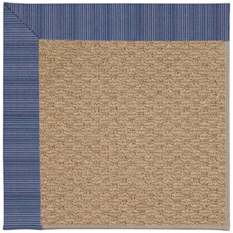 Capel Rugs Creative Concepts Raffia - Vierra Navy (455) Rectangle 12' x 15' Area Rug