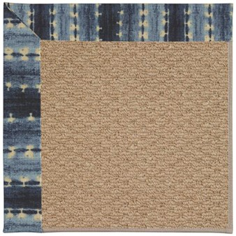 Capel Rugs Creative Concepts Raffia - Java Journey Indigo (460) Rectangle 12' x 15' Area Rug