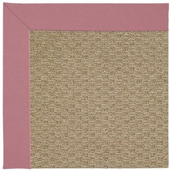 Capel Rugs Creative Concepts Raffia - Canvas Coral (505) Rectangle 12' x 15' Area Rug