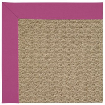 Capel Rugs Creative Concepts Raffia - Canvas Hot Pink (515) Rectangle 12' x 15' Area Rug
