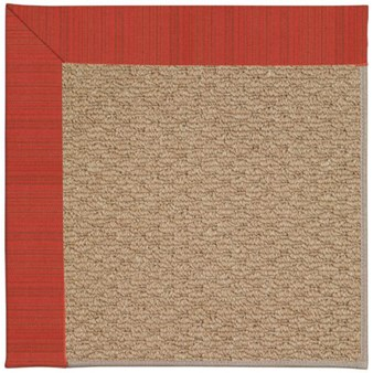 Capel Rugs Creative Concepts Raffia - Vierra Cherry (560) Rectangle 12' x 15' Area Rug