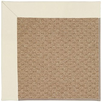 Capel Rugs Creative Concepts Raffia - Canvas Ivory (605) Rectangle 12' x 15' Area Rug