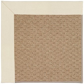 Capel Rugs Creative Concepts Raffia - Canvas Sand (712) Rectangle 12' x 15' Area Rug