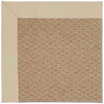 Capel Rugs Creative Concepts Raffia - Canvas Antique Beige (717) Rectangle 12' x 15' Area Rug