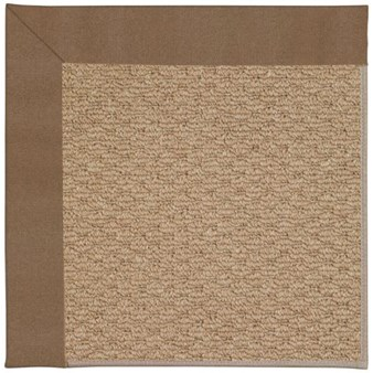 Capel Rugs Creative Concepts Raffia - Canvas Cocoa (747) Rectangle 12' x 15' Area Rug