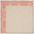 Capel Rugs Creative Concepts White Wicker - Imogen Cherry (520) Runner 2
