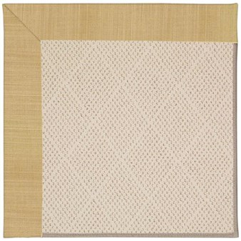 Capel Rugs Creative Concepts White Wicker - Dupione Bamboo (100) Rectangle 12' x 15' Area Rug