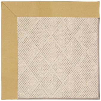 Capel Rugs Creative Concepts White Wicker - Canvas Wheat (167) Rectangle 12' x 15' Area Rug