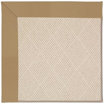 Capel Rugs Creative Concepts White Wicker - Canvas Linen (175) Rectangle 12' x 15' Area Rug