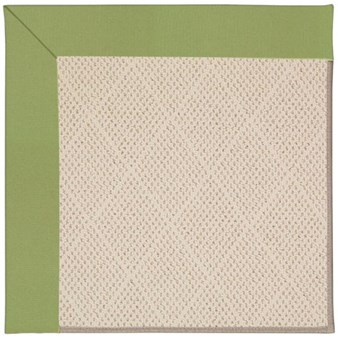 Capel Rugs Creative Concepts White Wicker - Canvas Citron (213) Rectangle 12' x 15' Area Rug