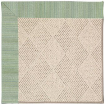 Capel Rugs Creative Concepts White Wicker - Vierra Spa (217) Rectangle 12' x 15' Area Rug