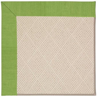 Capel Rugs Creative Concepts White Wicker - Canvas Lawn (227) Rectangle 12' x 15' Area Rug