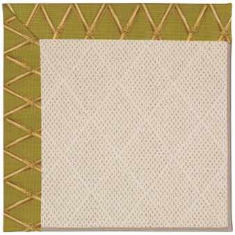 Capel Rugs Creative Concepts White Wicker - Bamboo Tea Leaf (236) Rectangle 12' x 15' Area Rug