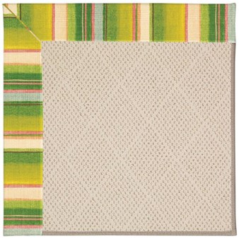 Capel Rugs Creative Concepts White Wicker - Kalani Fresco (239) Rectangle 12' x 15' Area Rug