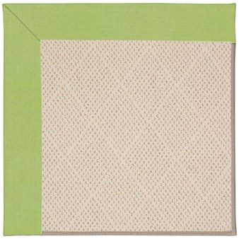Capel Rugs Creative Concepts White Wicker - Canvas Parrot (247) Rectangle 12' x 15' Area Rug