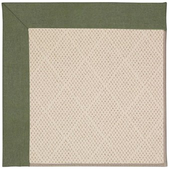 Capel Rugs Creative Concepts White Wicker - Canvas Fern (274) Rectangle 12' x 15' Area Rug