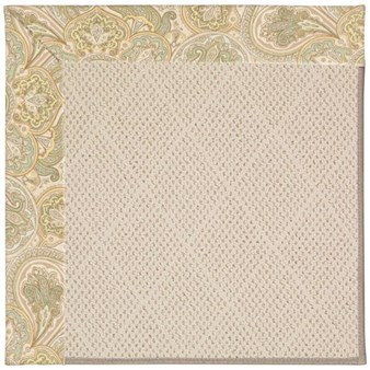 Capel Rugs Creative Concepts White Wicker - Paddock Shawl Mineral (310) Rectangle 12' x 15' Area Rug