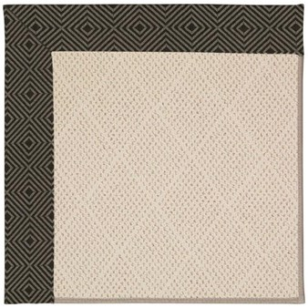 Capel Rugs Creative Concepts White Wicker - Fortune Lava (394) Rectangle 12' x 15' Area Rug