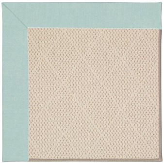 Capel Rugs Creative Concepts White Wicker - Canvas Glacier (419) Rectangle 12' x 15' Area Rug