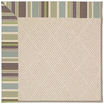 Capel Rugs Creative Concepts White Wicker - Brannon Whisper (422) Rectangle 12' x 15' Area Rug