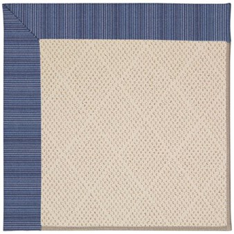 Capel Rugs Creative Concepts White Wicker - Vierra Navy (455) Rectangle 12' x 15' Area Rug