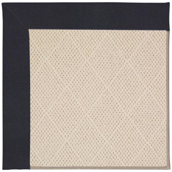 Capel Rugs Creative Concepts White Wicker - Canvas Navy (497) Rectangle 12' x 15' Area Rug
