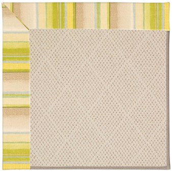 Capel Rugs Creative Concepts White Wicker - Kalani Coconut (615) Rectangle 12' x 15' Area Rug