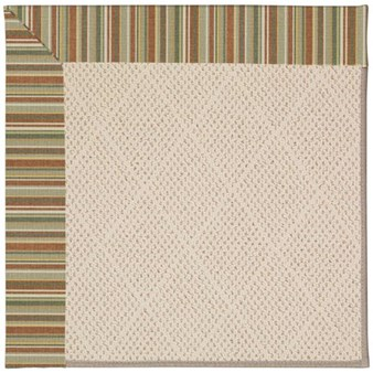 Capel Rugs Creative Concepts White Wicker - Dorsett Autumn (714) Rectangle 12' x 15' Area Rug