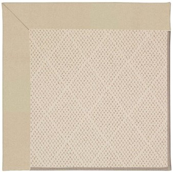 Capel Rugs Creative Concepts White Wicker - Canvas Antique Beige (717) Rectangle 12' x 15' Area Rug