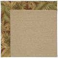 Capel Rugs Creative Concepts Sisal - Bahamian Breeze Cinnamon (875) Octagon 4