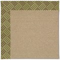 Capel Rugs Creative Concepts Sisal - Dream Weaver Marsh (211) Octagon 6