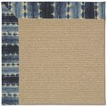 Capel Rugs Creative Concepts Sisal - Java Journey Indigo (460) Runner 2