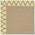 Capel Rugs Creative Concepts Sisal - Bamboo Rattan (706) Rectangle 7