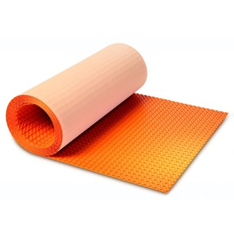 Schluter Ditra Heat Waterproof Membrane (134.5 SF Roll)