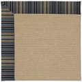 Capel Rugs Creative Concepts Sisal - Vera Cruz Ocean (445) Rectangle 9
