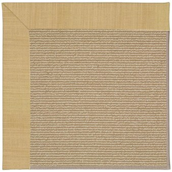 Capel Rugs Creative Concepts Sisal - Dupione Bamboo (100) Rectangle 12' x 15' Area Rug