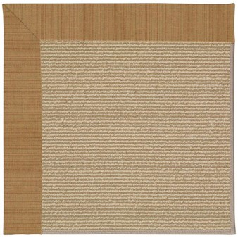 Capel Rugs Creative Concepts Sisal - Dupione Caramel (150) Rectangle 12' x 15' Area Rug