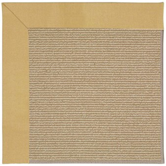 Capel Rugs Creative Concepts Sisal - Canvas Wheat (167) Rectangle 12' x 15' Area Rug